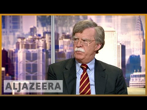 🇺🇸 Trump names Bolton as new National Security Adviser   Al Jazeera English