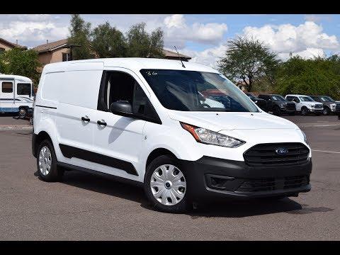 2019 Ford Transit Connect S7E Cargo Van Walkaround