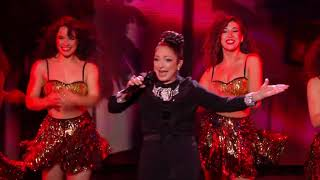 Gloria Estefan and On Your Feet UK at Britains Got Talent