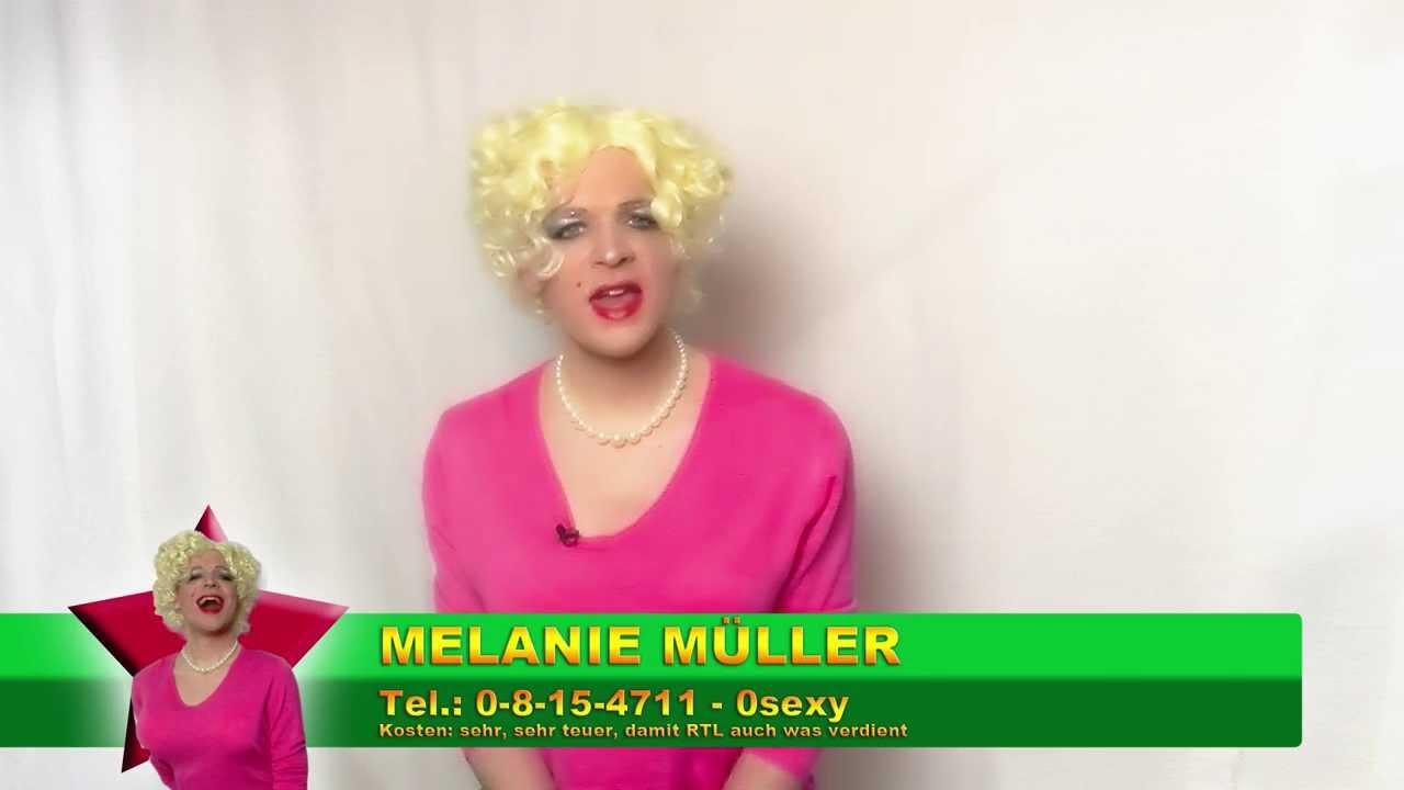 Melanie Müller Dschungelkönigin In Love