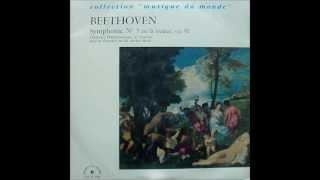 Beethoven: Symphony no. 7 (Adrian Boult/London Philharmonic Orchestra - Vinyl LP)