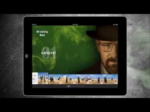 Breaking Bad Multi-Touch Book - Available Now!