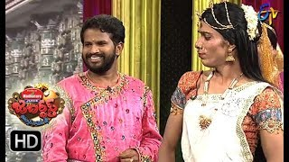 Hyper  Aadi Raijing Raju Performance | Jabardasth | 5th October 2017| ETV  Telugu