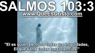 Salmos 103:3 Cristo Jesus en Biblia Parabola TV Jesus Cristo Salmos 103:3 HD Historia