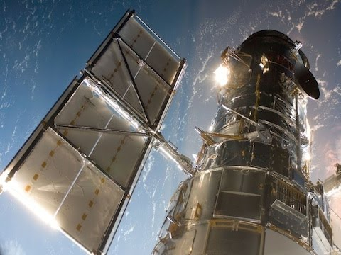 Hubble Space Telescope 25th Anniversary | Full Spectrum Science | Exploratorium