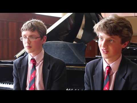 Music at Woodbridge School - nationally regarded as exceptional