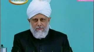 Eid-ul-Fitr Sermon 2008 by Khalifatul Massih -1/5