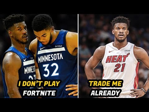 The Story of How the Jimmy Butler Timberwolves Era Became So Toxic
