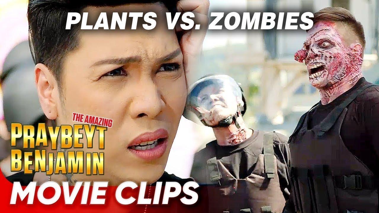 Download (1/8) Plants vs. Zombies   'The Amazing Praybeyt Benjamin'   Movie Clips