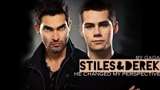 Repeat youtube video Stiles/Derek - he changed my perspective AU