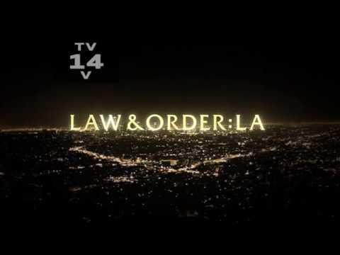"Download TV Season 2010/11: ""Law & Order: LA"" Title Sequence, Season 1 [NBC]"