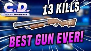 Creative Destruction - SHOTGUN IS THE BEST GUN EVER!