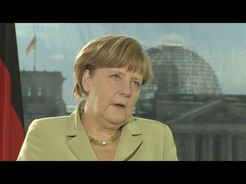 Merkel: Talks are aimed at keeping Greece in Eurozone