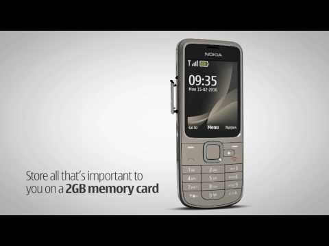 Nokia 2710 Navigation Edition - Video Promo