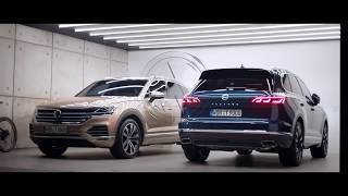 Introducing the new Volkswagen Touareg