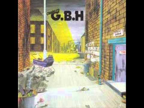 GBH - City Baby Attacked By Rats (FULL ALBUM)