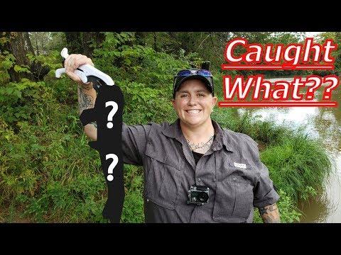 Explore Oklahoma: Fishing The Blue River! Roadtrip OK