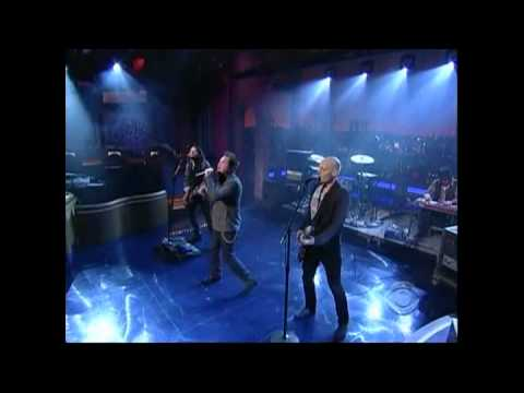 Eli Young Band on David Letterman -
