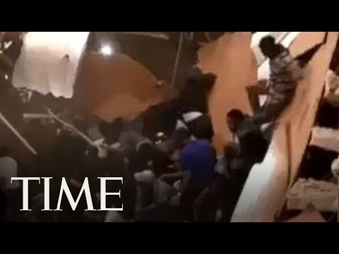 Dozens Hurt In South Carolina As Floor Collapses At An Apartment Party | TIME