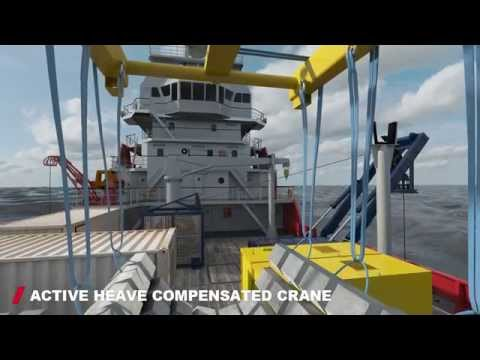 Vroon Offshore Services BV - Introduction SSVs VOS Sugar & VOS Star