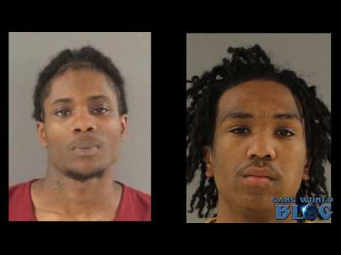 Two Rollin 20 Crips on trial in East Knoxville gang initiation slaying (Tennessee)