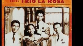 Trío La Rosa   El solitario   Colección Lujomar