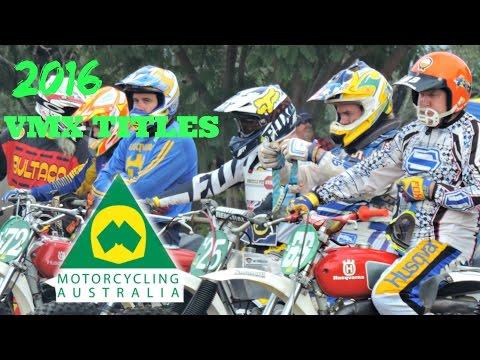 australian VMX tiltles Queensland 2016
