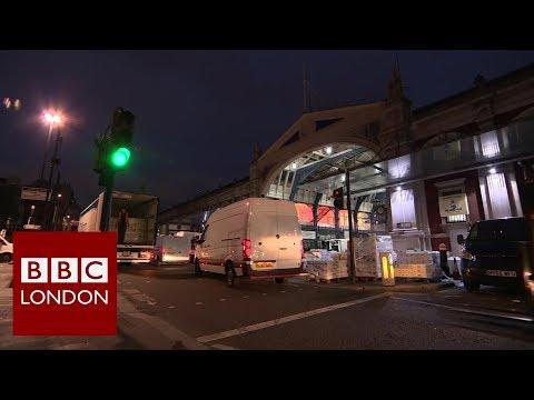 Smithfield Market Celebration - BBC London