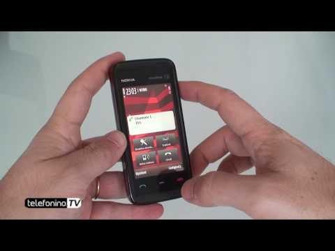Nokia 5530 videoreview da Telefonino.net