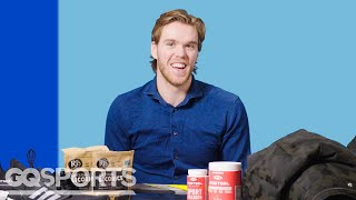10 Things Connor McDavid Can't Live Without | GQ Sports