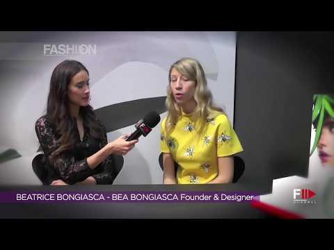 BEA BONGIASCA Interview with Beatrice Bongiasca | VicenzaOro 2018 - Fashion Channel
