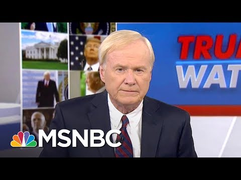 Matthews: Donald Trump Has Lowered The Bar For Decency | Hardball | MSNBC