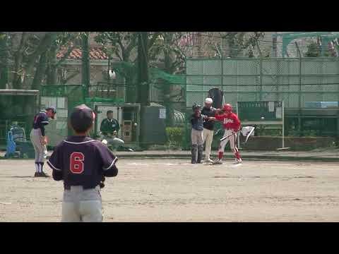 2010年4月18日 YBBL No.1ブロック 中永谷ファイターズ