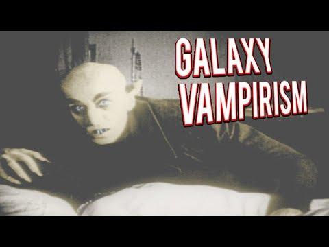 ATTACK OF THE VAMPIRES - GALAXY VAMPIRISM - STARCRAFT 2 MOD
