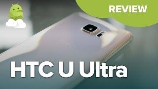 HTC U Ultra Review: HTC's weirdest, most beautiful phone yet