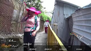 Publication Date: 2018-10-05 | Video Title: 屯門何福堂去九徑山第1段