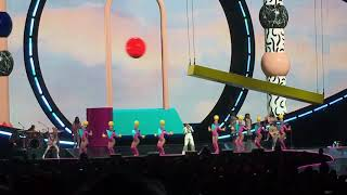 katy perry - teenage dream @ witness the tour, cleveland