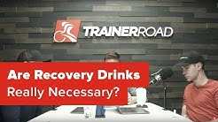 Are Recovery Drinks Really Necessary? – Ask a Cycling Coach Podcast 187