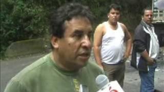 Guerrilleros de las Farc bloquearon la carretera Sardinata - Ocaña thumbnail