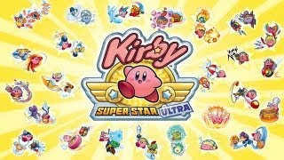 Float Islands - Kirby Super Star Ultra OST Extended