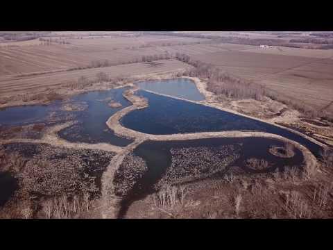 "Turn-Key Missouri ""Mud Lake"" Duck Hunting Club For Sale – Livingston County"
