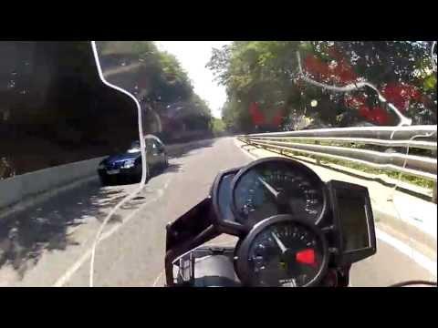 BMW F650GS Shipka Pass, Bulgaria