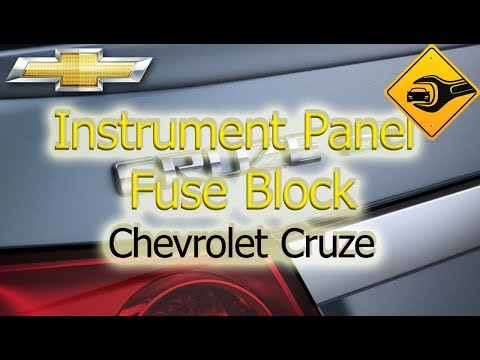 [SCHEMATICS_4PO]  Instrument Panel Fuse Block | Chevrolet Cruze - YouTube | Instrument Panel Fuse Box |  | YouTube