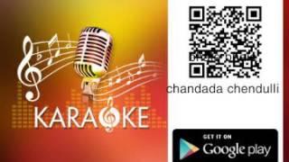 bhale bhale chandada chendulli karaoke