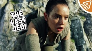What The End of the Star Wars The Last Jedi Trailer Really Means! (Nerdist News w/ Jessica Chobot)