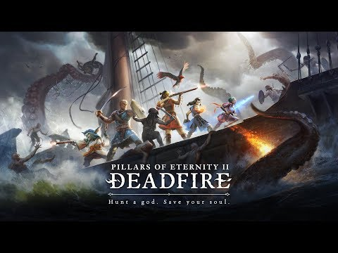 Pillars Of Eternity 2: Character Creation