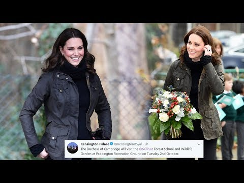 Kate's royal return! Duchess announces maternity leave is coming to an end - details