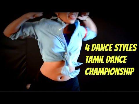 Tamil Dance Championship- Susany George