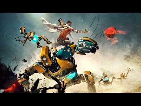 Recore Game Part 2 Walkthrough - Paradise Lost (PC Ultra Settings Let's Play Gameplay Commentary)