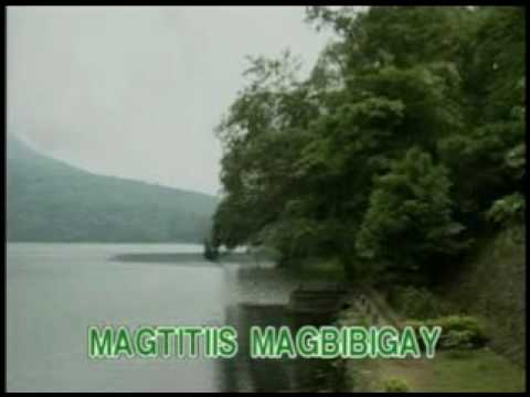 ako'y maghihintay - mark bautista - sarah geronimo - karaoke